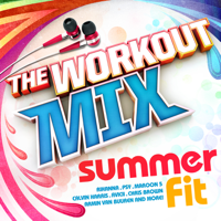 Various Artists - The Workout Mix - Summer Fit artwork