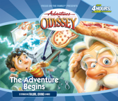 #01: The Adventure Begins
