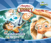 #01: The Adventure Begins - Adventures in Odyssey - Adventures in Odyssey