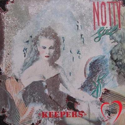 Notty Girl (Italo Disco) - Single - Keepers
