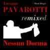 Luciano Pavarotti Remixed - Nessun Dorma - EP, Luciano Pavarotti