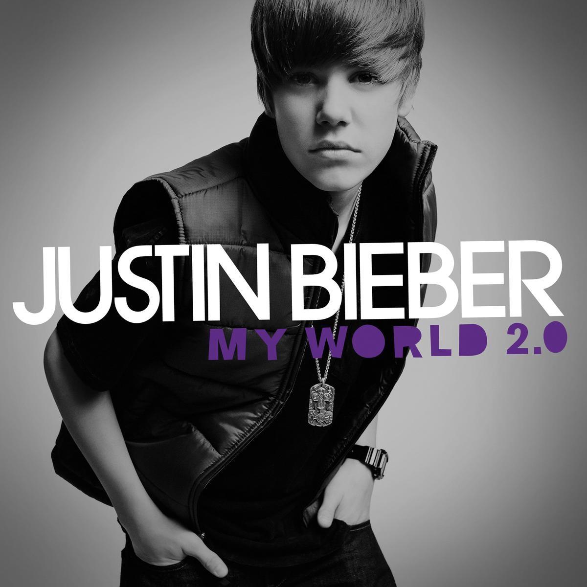 Justin Bieber - My World 2.0 (Bonus Track Version) Cover