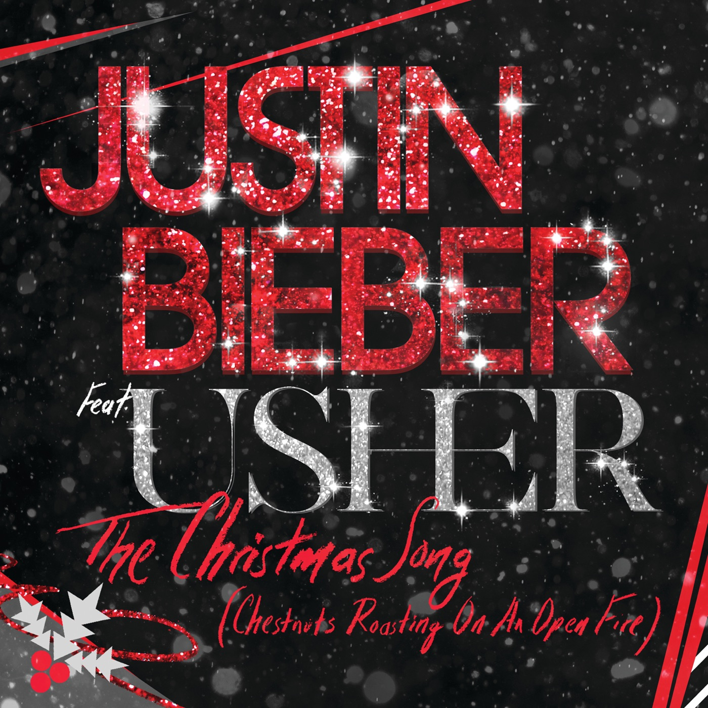 Justin Bieber - The Christmas Song (Chestnuts Roasting On and Open Fire) [feat. Usher] - Single