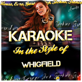 Sexy Eyes (In the Style of Whigfield) [Karaoke Version]