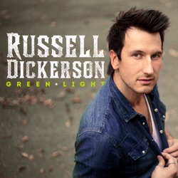 View album Russell Dickerson - Green Light - Single