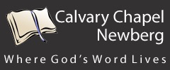Calvary Newberg Video Podcast
