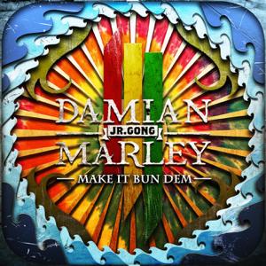 """Skrillex & Damian """"Jr. Gong"""" Marley - Make It Bun Dem"""