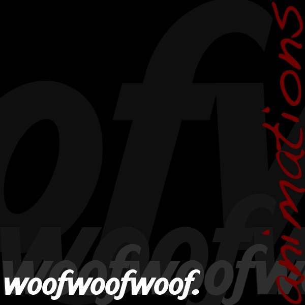 Woof Woof Woof (High Definition Quicktime)