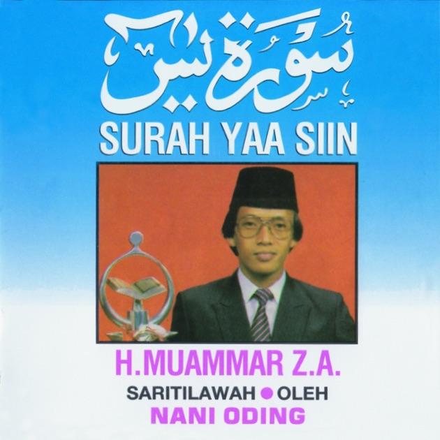 Haji Muammar Z A Takbiran