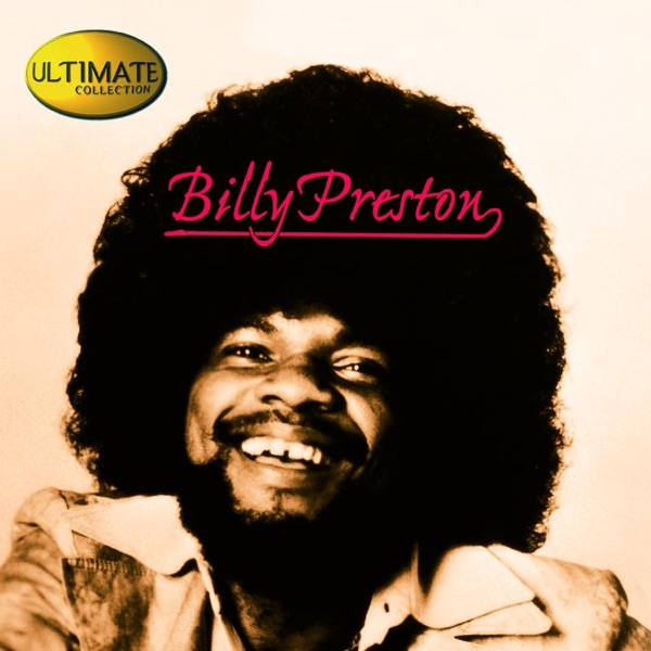 Billy Preston - Will It Go Round In Circles