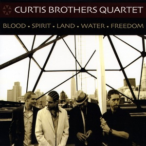 Curtis Brothers Quartet - Curtis Anew