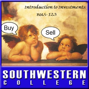 BUS-123: Introduction to Investments