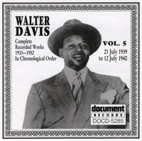 Come Back Baby (Walter Davis)