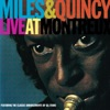 Miles & Quincy Live at Montreux ジャケット写真