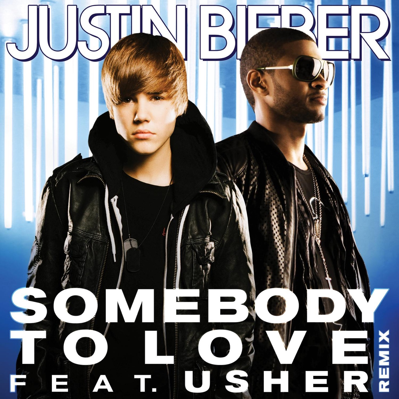 Justin Bieber - Somebody to Love (Remix) [feat. Usher] - Single Cover