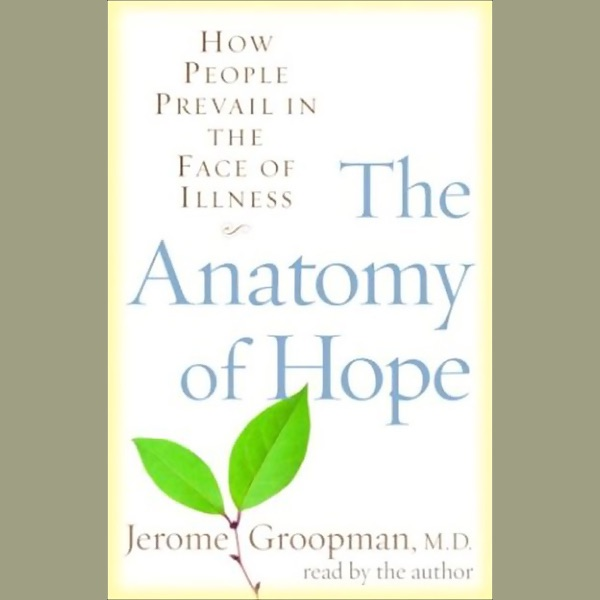 The Anatomy Of Hope How People Prevail In The Face Of Illness By