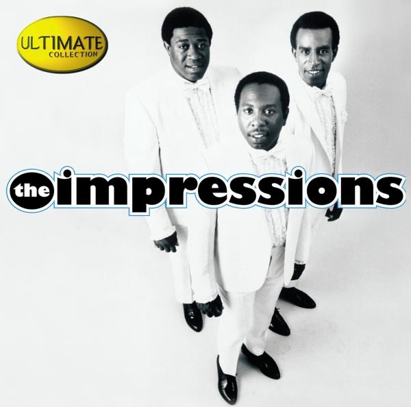Impressions - It's All Right