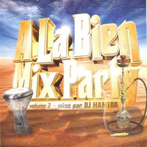 DJ Hamida - A La Bien Mix Party, Vol. 2 (29 Hits)