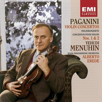 Paganini: Violin Concerto Nos. 1 & 2 - Royal Philharmonic Orchestra