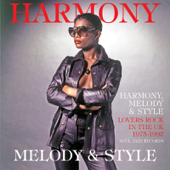 Harmony, Rhythm and Style - Lovers Rock and Rare Groove in the UK 1975-92