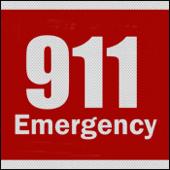 Radio, Police - Communications Over Police Radio, Male Police Equipment, Radio & Dispatch Communications