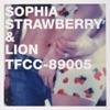 Strawberry & Lion - Single ジャケット写真