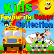 Kids Favourite Songs Collection - Zip-a-dee-doo-dah - Zip-a-dee-doo-dah