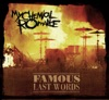 Famous Last Words - Single, My Chemical Romance