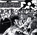 Subhumans - I Don't Wanna Die