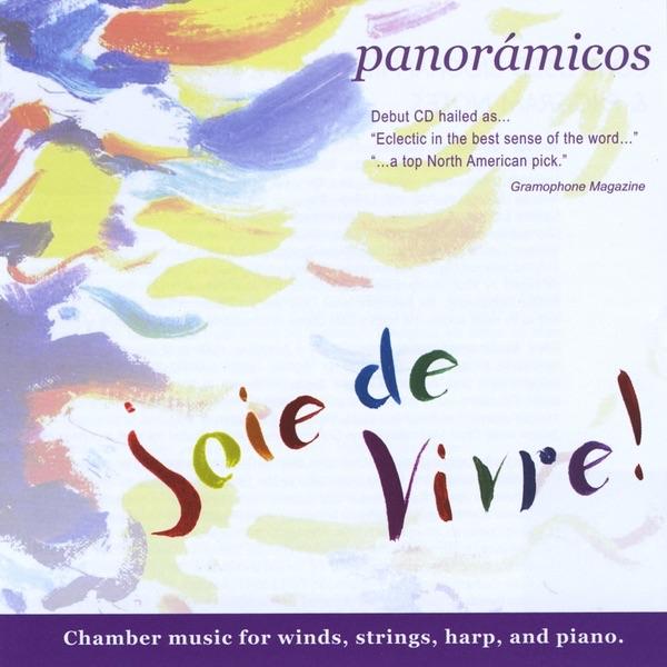 Panorámicos Joie de Vivre Various Artists CD cover