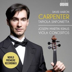 Tapiola Sinfonietta & David Aaron Carpenter - Viola Concerto in E-Flat Major, VB 153c: II. Adagio e cantabile