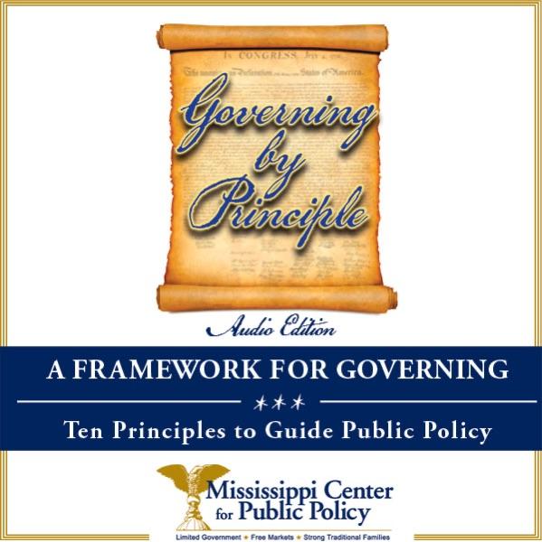 Governing by Principle: A Framework for Governing