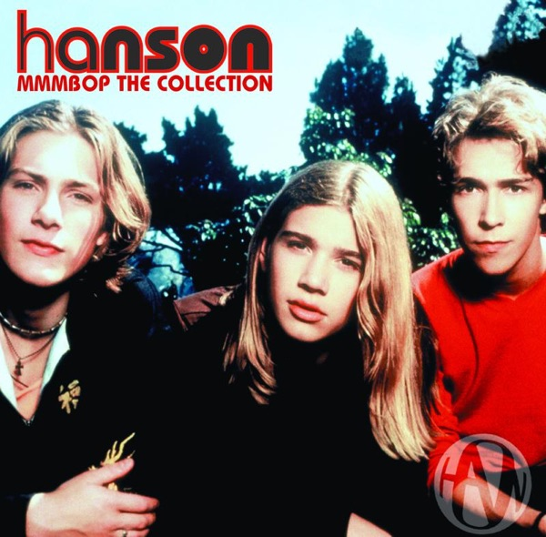 Cover art for Mmmbop
