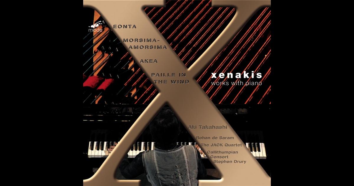 Aki Takahashi - Piano Distance