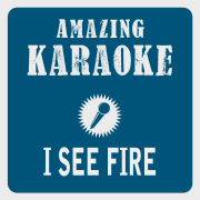 I See Fire (Karaoke Version) [Originally Performed By Ed Sheeran] - Clara Oaks - Clara Oaks