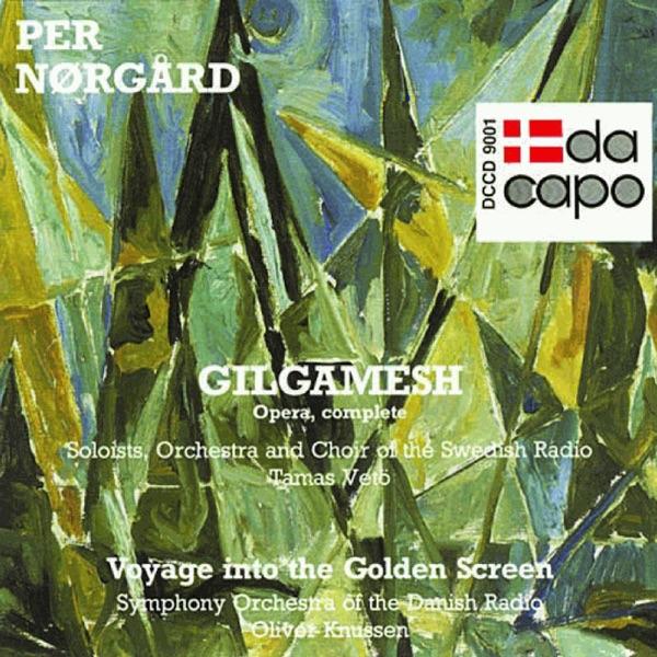 Norgard: Gilgamesh - Voyage Into the Golden Screen