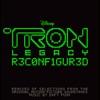 TRON: Legacy Reconfigured ジャケット写真
