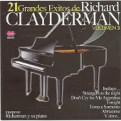 21 grandes exitos de Richard Clayderman