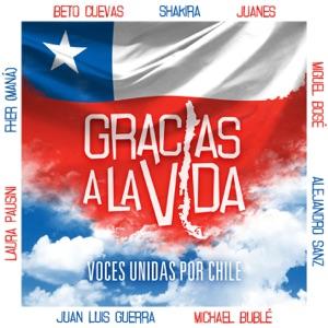 Gracias a la Vída (feat. Beto Cuevas, Juanes, Alejandro Sanz, Juan Luis Guerra, Laura Pausini, Fher de Maná, Shakira, Michael Bublé & Miguel Bosé) – Single Mp3 Download