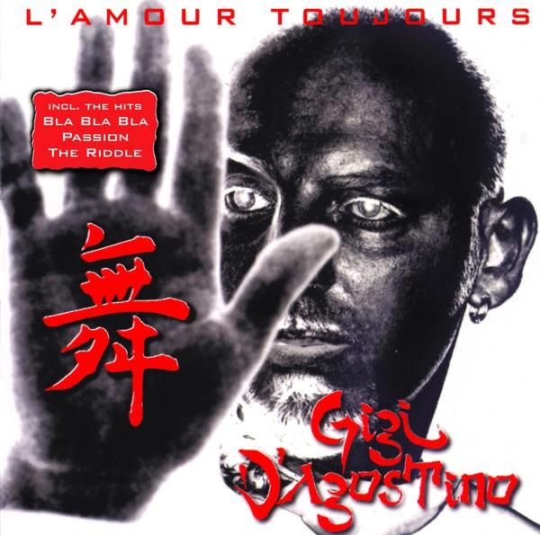 Gigi D'Agostino mit L'amour Toujours