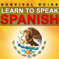 Podcast cover art for Learn Spanish - Survival Guide