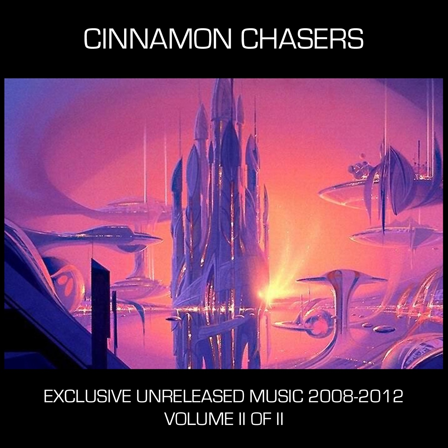 Exclusive Unreleased Tracks 2008 to 2012, Vol. 2