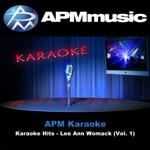 Karaoke Hits: Lee Ann Womack, Vol. 1 - EP