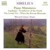 Jean Sibelius - Opus 76. no. 2
