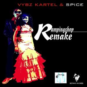 Vybz Kartel & Spice - Ramping Shop Remake