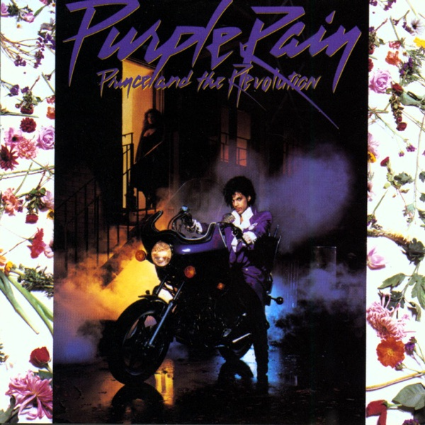 Cover art for Purple Rain
