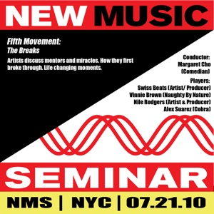 New Music Seminar - New York City - 7/21/10 (5th Movement - The Breaks) Mp3 Download
