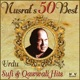 Nusrat s 50 Best of Urdu Sufi and Qawwali Hits