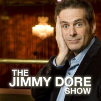Podcast cover art for The Jimmy Dore Show