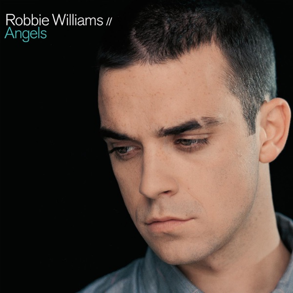 Robbie Williams mit Angels